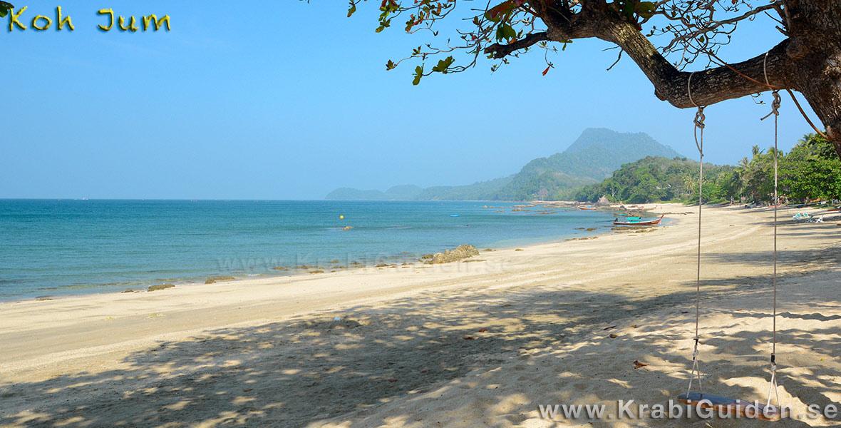 boende thailand