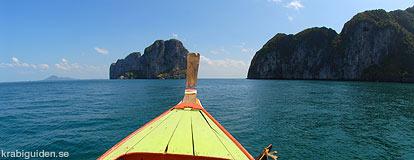 Koh Sukorn i Trang i södra Thailand. Hotell och resetips karta.